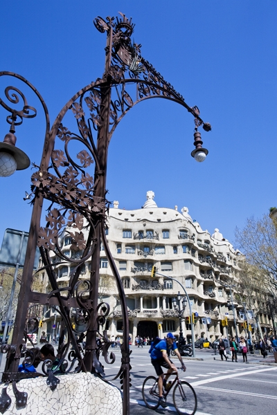 La Pedrera, Barcelona ©lafotografica